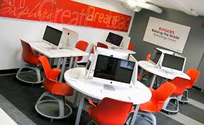 Computer Lab Interior Design Pictures On Computer Room Decor Free Home Designs Photos Ideas