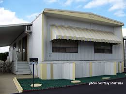 Home Awning Mobile Home Awning Mobile Home Awnings Superior Awning Tucson