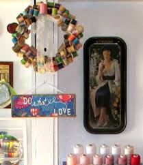 Sewing Room Decor Decorating Your Sewing Space