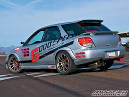subaru rsti wagon 2004 subaru impreza wrx wagon modified magazine