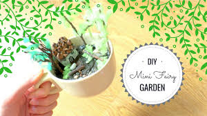 desk cactus diy mini fairy garden in a cup cute desk decorations by fluffy
