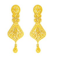 gold earrings images gold rings and gold earrings manufacturer reliance jewels varanasi