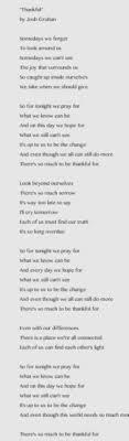 thankful lyrics by josh groban q u o t e s song