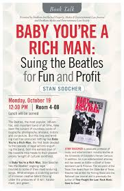 suing book discussion baby you u0027re a rich man suing the beatles for fun