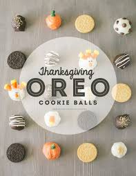 mouthwatering thanksgiving oreo cookie balls zurcher co he i