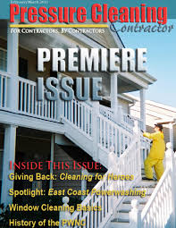 pressure cleaning contractor magazine by eclean magazine issuu