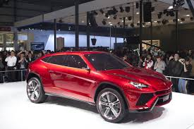 supercar suv lamborghini ceo confirms lamborghini urus suv is going into