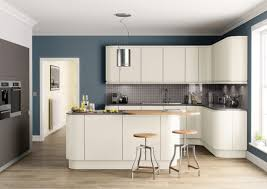 The Kitchen Collection Uk Hand Painted Matt Handless Collection Choose Any Colour
