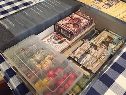 storage of game u0026 expansion mistfall boardgamegeek