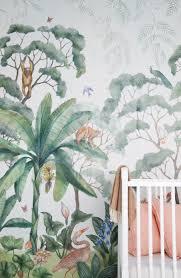 Murals Your Way by Jungle Wallpaper Mural Wallpaper Murals Lush And Imagination
