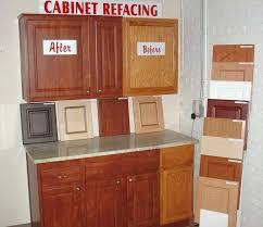 Kitchen Cabinet Doors Miami Resurface Kitchen Cabinet Cabinet Refacing Transformation Gallery