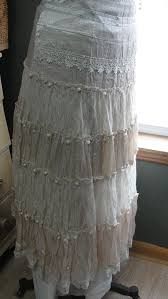 Shabby Chic Skirts by 77 Best Gypsy Goddess Fairy Dresses Images On Pinterest Upcycled