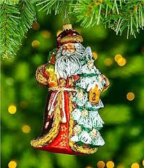 southern living ornaments tree accessories