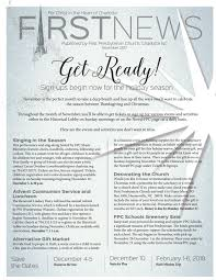 november firstnews 2017 by presbyterian issuu