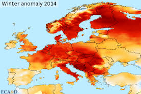 2014 warmest year on record in europe euro4m cib