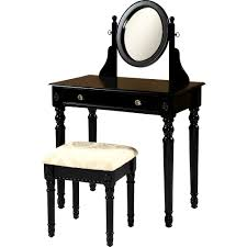 bathroom scenic adorable black vanity table for women small