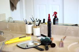 Messy Bathroom These 5 Habits Will Keep Your Bathroom Clean Lifestyle Blog