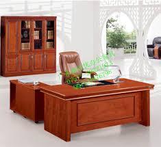 excellent plate office desk solid wood desk sets president of high