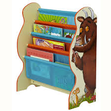 Fireman Sam Bedroom Furniture by The Gruffalo Mdf Sling Bookcase New Official Bedroom Storage