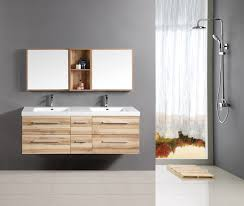 Teak Bathroom Vanity by Teak Bathroom Vanity With Double Sinks 6789