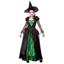 glinda the good witch childrens costume ladies witch witches halloween black widow horror fancy