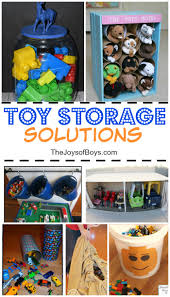 Diy Toy Storage Ideas Ideas For Organizing Toys