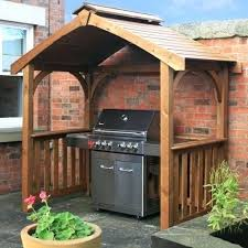 bbq tent bbq grill gazebo plans outsunny outdoor 8ft tier bbq grill