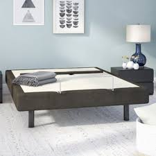 split king adjustable bed base wayfair