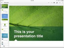 cool themes for google slides google slides templates on the ipad youtube