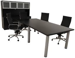Office Tables Conference Tables In Mocha Maple White Black Or Charcoal 8