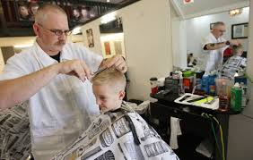 lockharts barber shop keeps sharp reputation local herald