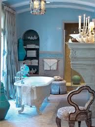 Powder Room Decor Ideas Bathroom Attractive Awesome Tropical Powder Room With Pedestal
