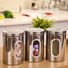 glass kitchen storage canisters how to keep the food in kitchen storage containers decorating