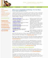 best vegetable gardening websites high five sites