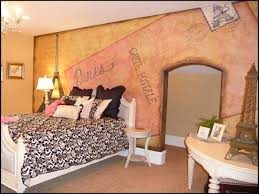 awesome paris theme bedroom tagged red black and white paris