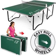 eastpoint sports table tennis table eastpoint sports fold n store table tennis table 15mm walmart