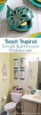 themed bathroom ideas themed bathroom a small space makeover giveaway a