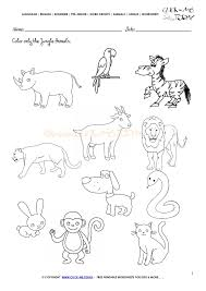 animals worksheets free worksheets library download and print