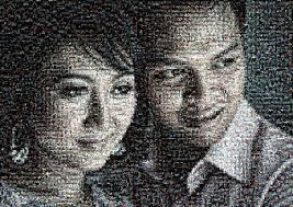tutorial edit foto mozaik mozaik couple jpg