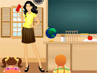 teacher games for girls