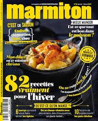 cuisiner des panais marmiton marmiton magazine n 33 du 03 janvier 2017 à télécharger sur
