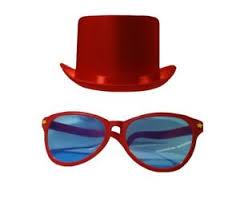 jumbo mardi gras jumbo sunglasses parade satin top hat fancy clown mardi gras