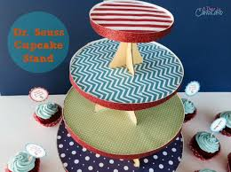 dr seuss cupcakes cupcake stand for dr seuss cupcakes a day in candiland