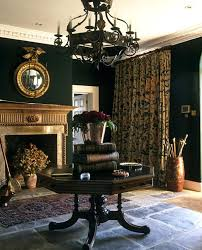 Black And Gold Living Room Furniture Black And Gold Living Room Decorating Ideas Image Of Black And