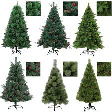 luxurious desiner artificial christmas tree xmas decorations 4ft