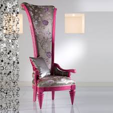 fabric home decor dazzling home decor using extraordinary high back chair furnishing