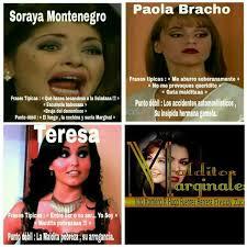 Soraya Montenegro Meme - dopl3r com memes paola bracho soraya montenegro frases tipicas