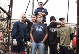 deadliest catch feud jonathan keith deadliest catch star arrested for stealing car daily mail online
