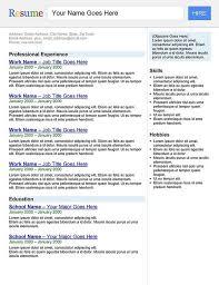resume search resume search engines 10 search engine resume template uxhandy