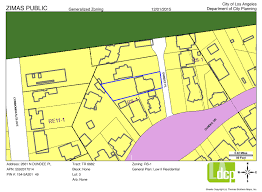 City Of Los Angeles Zoning Map by Tranquil Hideaway 寧靜的世外桃源 Alexis Hall Realtor In Los Angeles